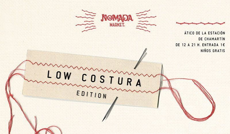 Nomada Market Low Costura Edition