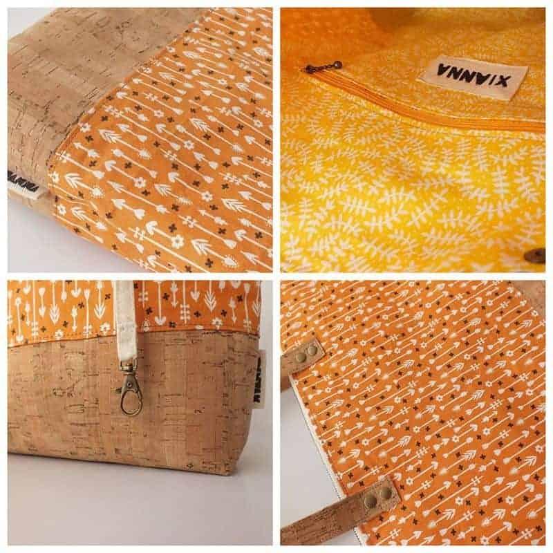 Xianna cork bag